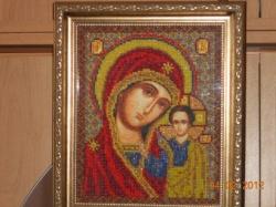 Вышиваю и продаю иконы вышитые бисером, Новосибирск.