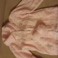 продам вязанный костюм для девочки, Новосибирск