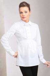 Блузки Белые Для Беременных