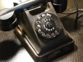 Раритетный телефонный аппарат BAGTA-50.