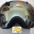 "Маска ""Spherix grey mirror"", Новосибирск"