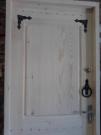 Дверь входная деревянная толстая изготовление по размерам