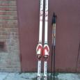 продам лыжи беговые классика, Новосибирск