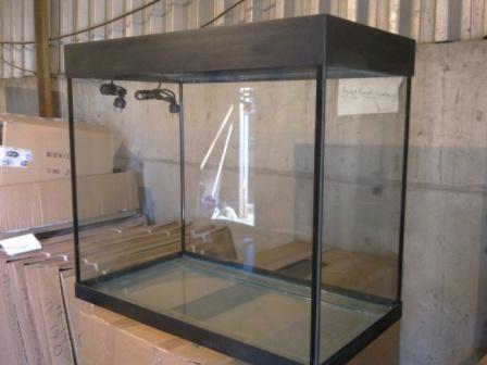 Изготавливаем пресноводные, морские аквариумы под ключ, любой степени