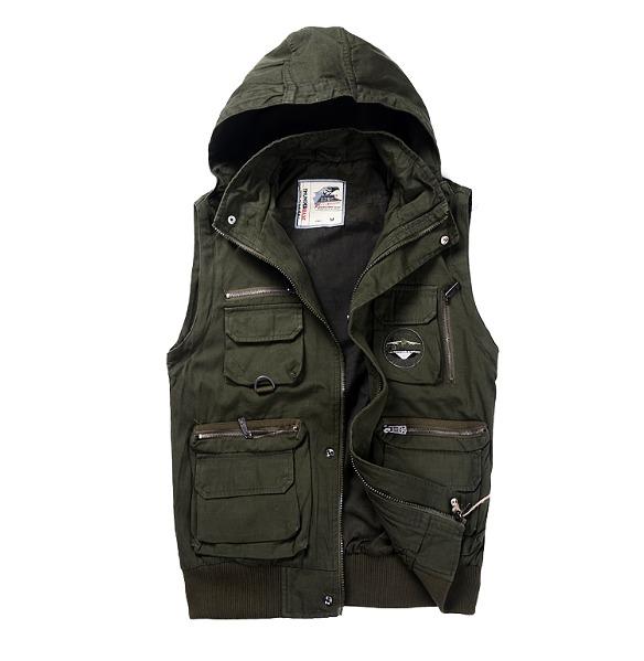 Куртки Милитари
