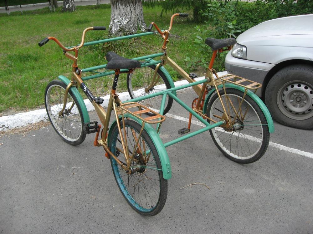 Веломобиль из велосипеда своими руками 45