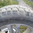 Продам комплект зимней резины Nordman-4 195/55/16, Екатеринбург