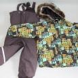 Продам зимний костюм LENNE (80 см.+6) б-у, Новосибирск