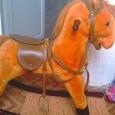Продам качалку-лошадку б/у, Новосибирск