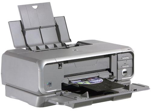 Струйный принтер Canon PIXMA iP3000.