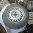 Продам зимние шины Bridgestone WT17- 165/70 R13 на штампованных дисках, Екатеринбург