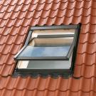 """Мансардные окна и """"выход на крышу"""""""