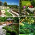 Ландшафтный дизайн сада. Курсы, Новосибирск