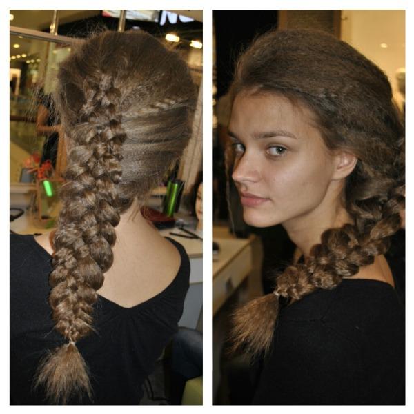 Цена на плетение косы новосибирск