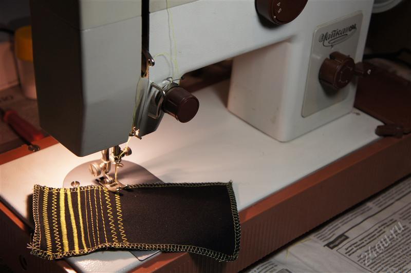 нескольких стирок что делает оверлок в швейной машинке основе