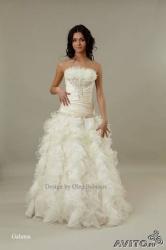 Закрыть окно.  Свадебное платье Галатея.  E'LLE Bride.
