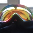Очки, маска для горных лыж, сноуборда, Новосибирск