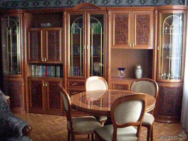 Полированная Мебель Для Гостиной