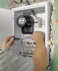 Монтаж,установка,замена - эл.проводки,выключателей,розеток и распред.коробок,люстры,бра и светильники и др...