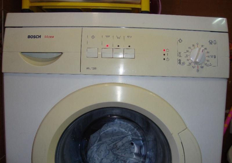 Bosch Maxx Wfl 1200 Инструкция - фото 10