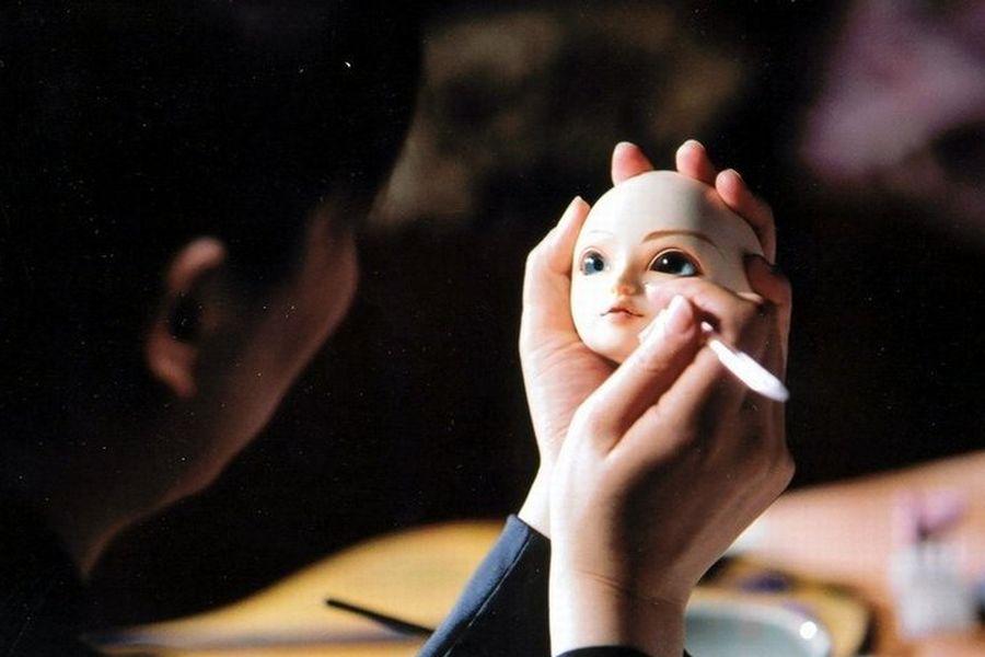 Мастер класс по изготовлению авторской куклы из полимерной глины