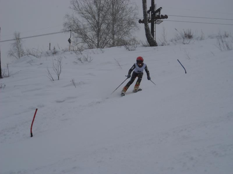 Соревнования по горным лыжам. Фото: www.novososedovo.ru