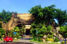 Чудесный зоопарк в Тайланде