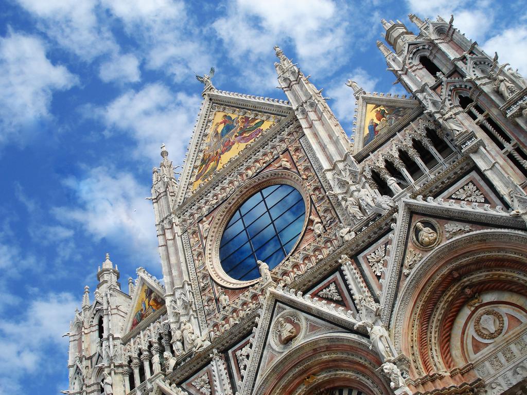 Кафедральный собор в Сиене. Фото:  Тонкости_туризма