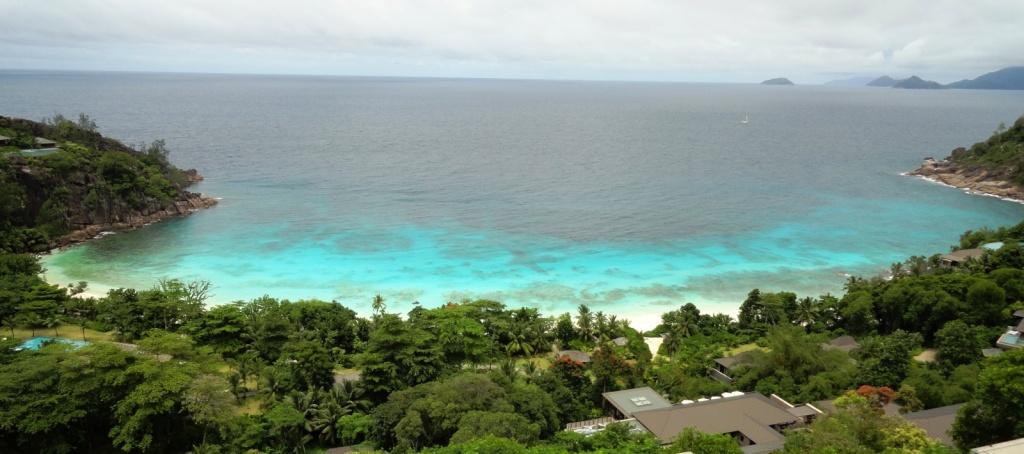 Юго-западный берег острова Маэ. Автор: travelourplanet.com. Фото:  www.flickr.com