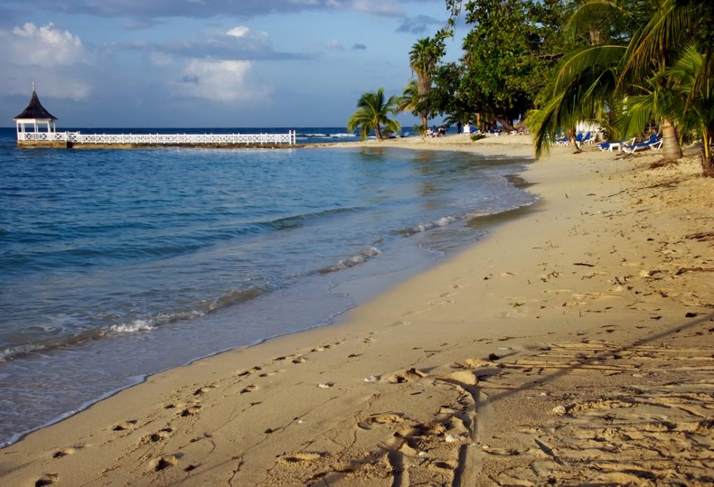 Пляжи Ямайки. Фото:  tonkosti.ru