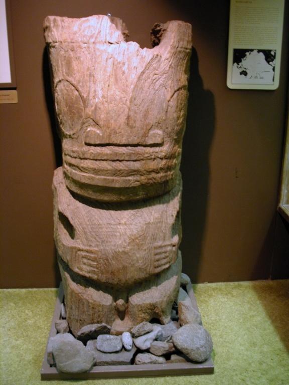 В музее Таити и Островов. Автор: cliff1066™. Фото:  www.flickr.com
