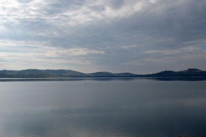 Озеро «Банное». Фото: www.ski-bannoe.ru