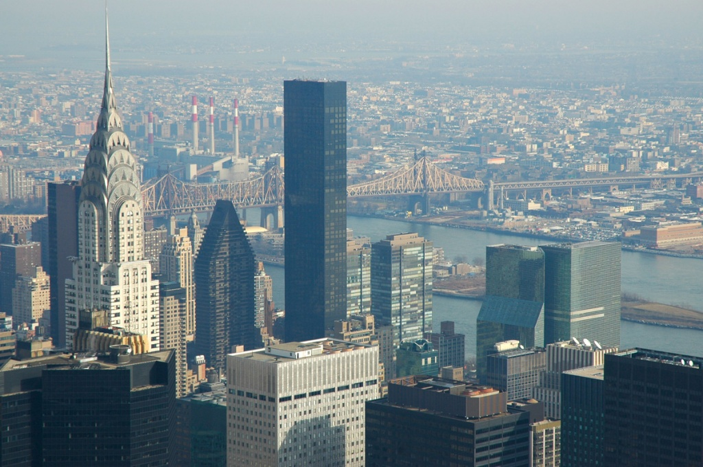 Нью Йорк. Фото с сайта  tonkosti.ru