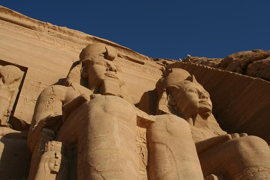 Абу-Симбел, Луксор, Египет. Фото:  tonkosti.ru