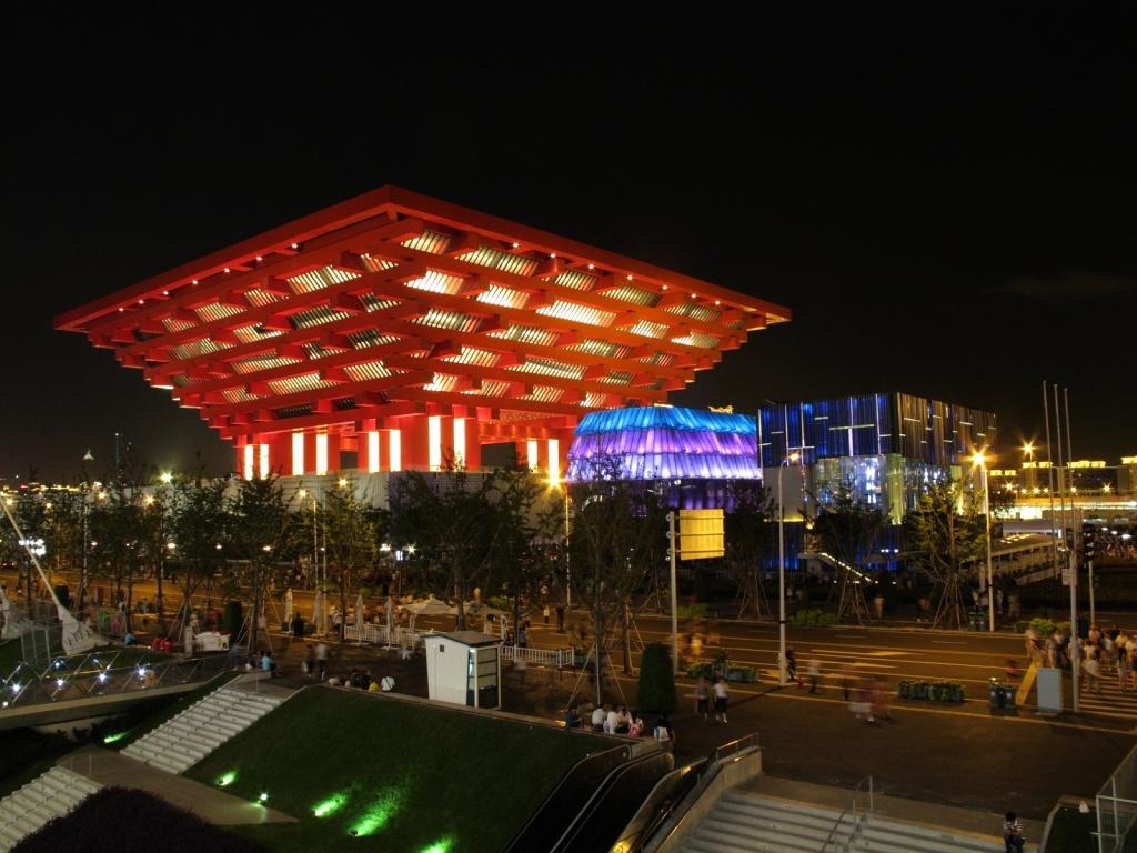 Шанхай. Автор: George Lu. Фото:  www.flickr.com