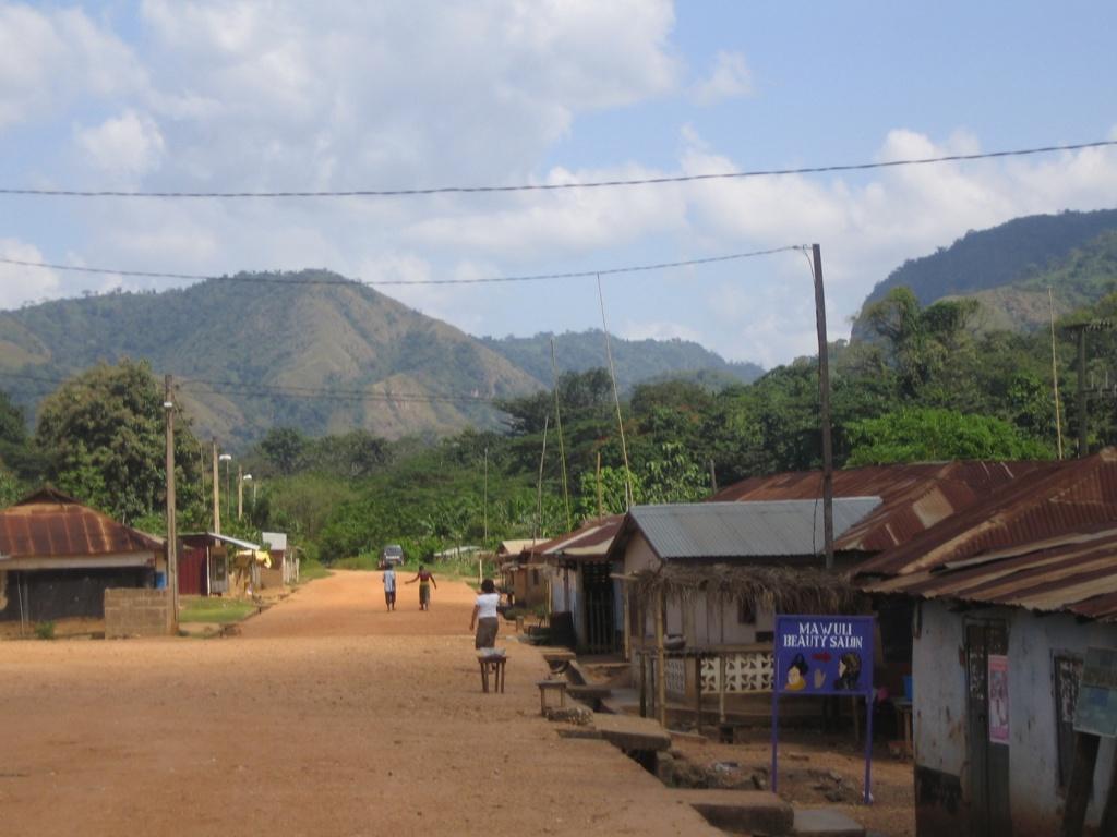Улицы Ганы. Автор: John and Clare. Фото:  www.flickr.com