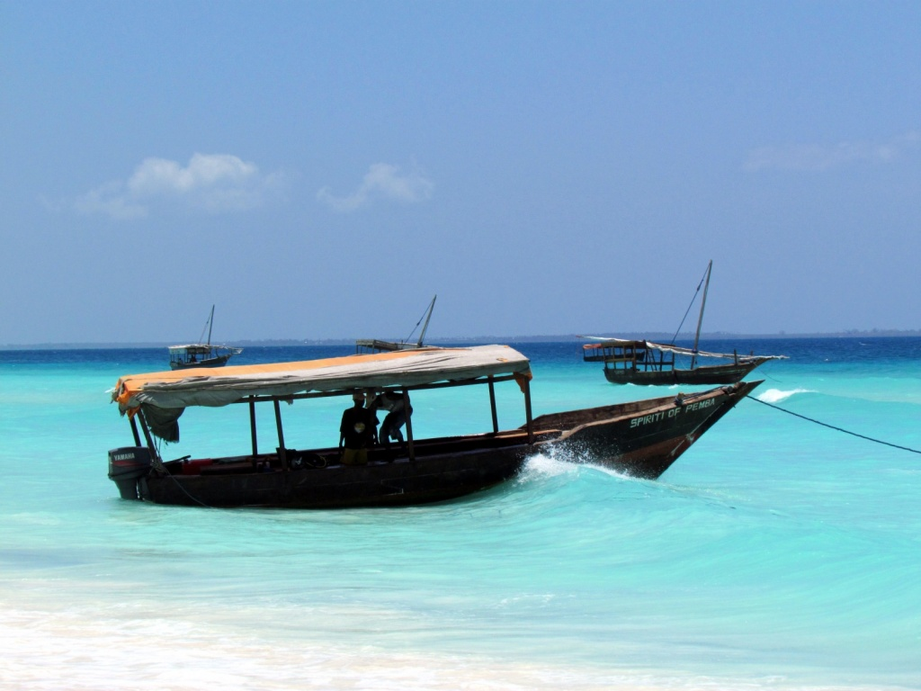 Сафари на лодке. Автор: David Berkowitz. Фото:  www.flickr.com