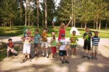 БИМБО, детский лагерь-площадка в городе