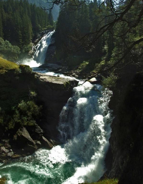 Криммльские водопады. Фото:  gravitat-OFF