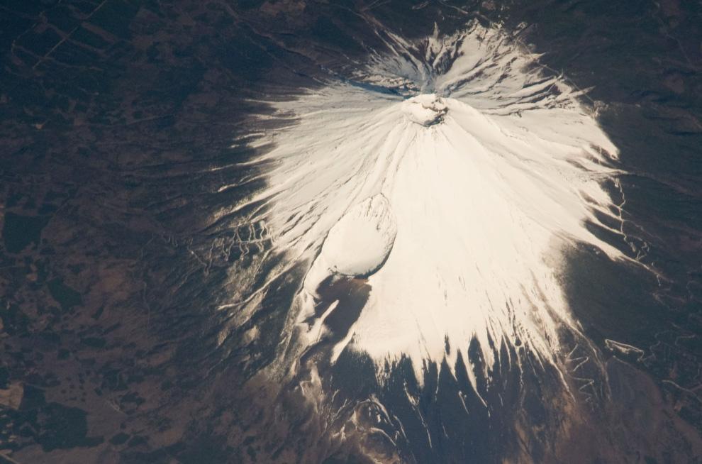 Фудзияма. Фото с сайта  supercoolpics.com
