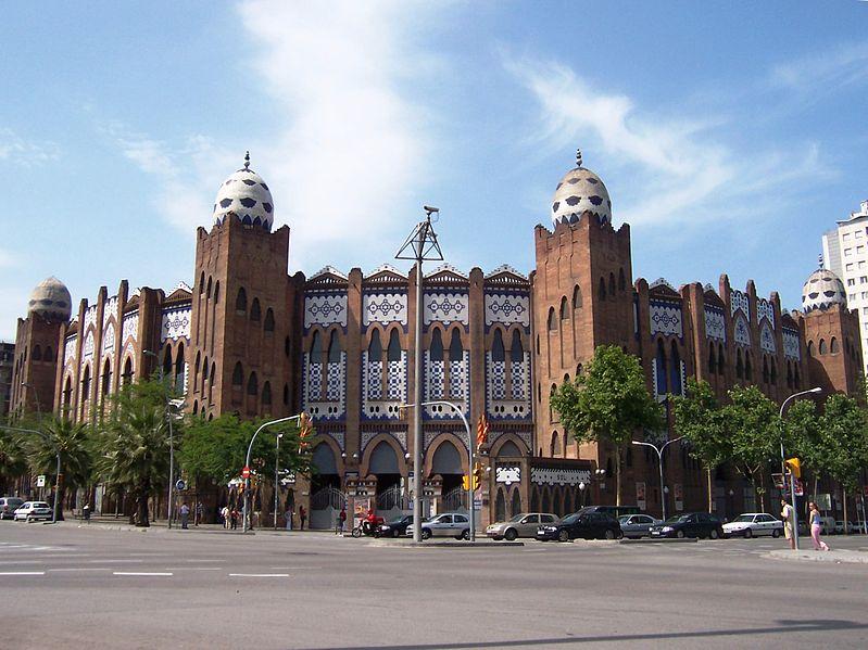 Барселона, Испания (en.wikipedia.org/wiki/Barcelone)