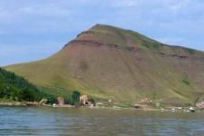 Гора Чалпан