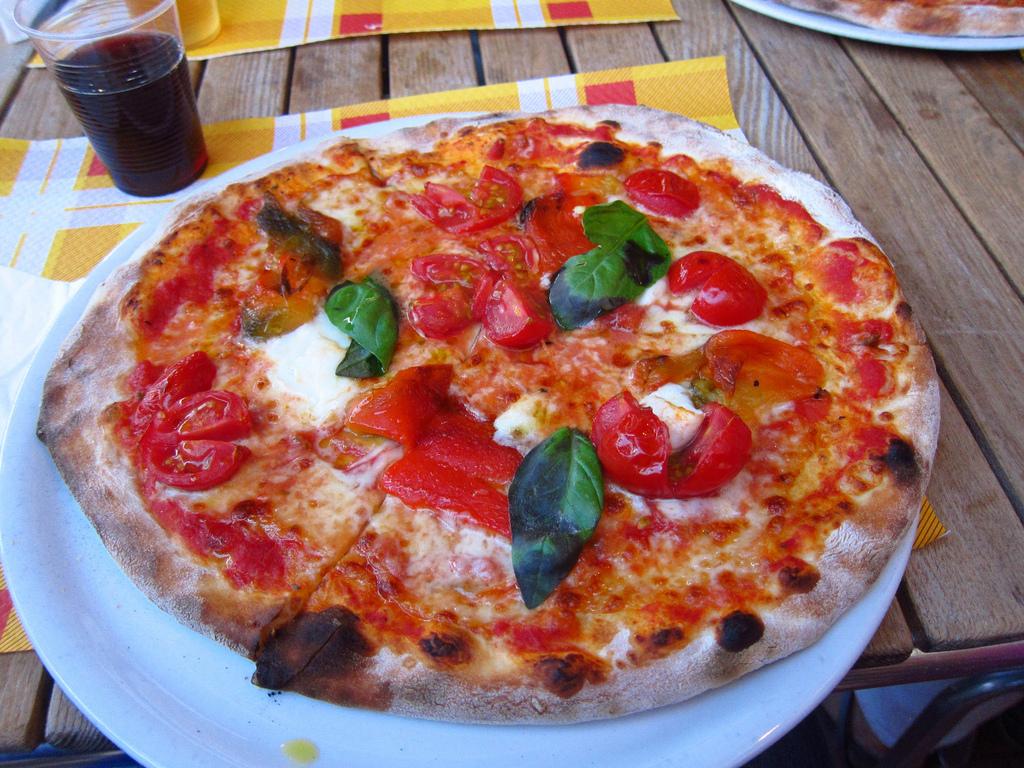 Пицца. Фото:  David Sifry