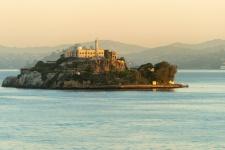 Остров Алькатрас