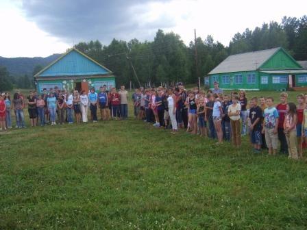 Территория лагеря   krn.moy.su