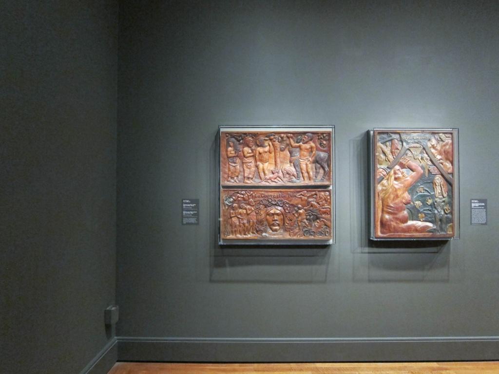 В музее Поля Гогена. Автор: Sharon Mollerus. Фото:  www.flickr.com