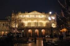 Ла Скала (Teatro alla Scala)