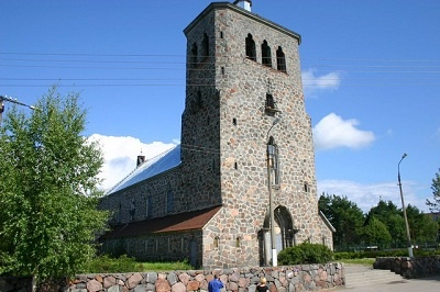 Евангелическо-лютеранская кирха в Приозерске. Фото: rutiss.ru
