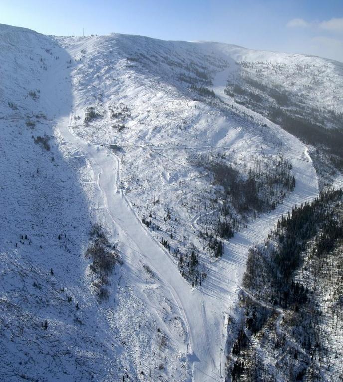 Северная трасса. Фото: ski-gladenkaya.ru