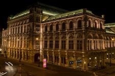 Венская государственная опера (Оперный театр Вены).